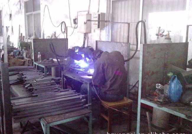 焊接车间1